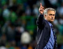 El portugués José Mourinho
