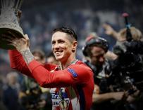 Torres saca brillo a su marca en cuatro años con la vuelta al Atletico