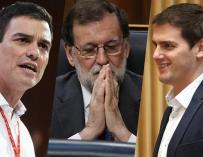 Rajoy Rivera Sánchez