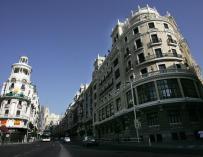 Madrid es la ciudad favorita de los españoles para disfrutar de una noche de hotel