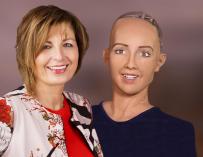 Syklvia Taudien cree que los robots harán las entrevistas de trabajo del futuro