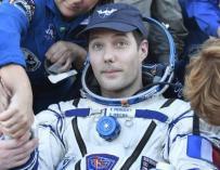 """""""He visto la fragilidad del planeta"""", dice Pesquet tras seis meses en espacio"""
