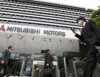 La sede en Japón de Mitsubishi Motors / EFE