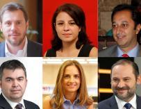 Los pretorianos de Pedro Sánchez: treinta fieles que pilotarán el nuevo PSOE
