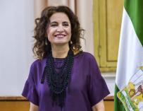 María Jesús Montero, miembro del Comité de Garantías y Consejera de Hacienda de Andalucía.
