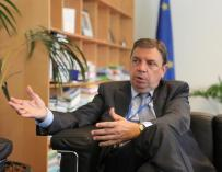 Luis Planas, nuevo ministro de Agricultura./EFE