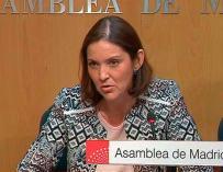 Reyes Maroto, nueva ministra de Industria./ EFE