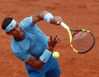Rafael Nadal quiere volver a hacer historia