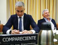 Ricardo Costa, exnúmero dos del PP en Valencia, este miércoles.