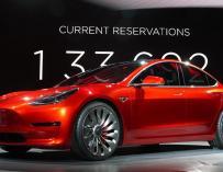 Musk desvela detalles del Model 3