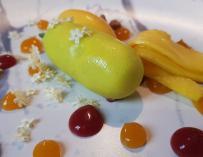 Uno de los platos que podrás degustar en Luma.