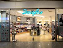 Imagen de un establecimiento de la cadena Douglas.