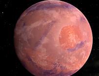 Una tormenta masiva cubre Marte y silencia el Opportunity