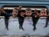 20.000 menores llegaron solos a Europa en 2017