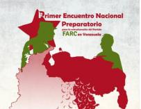 Las FARC se prepara para crear una estructura política también en Venezuela