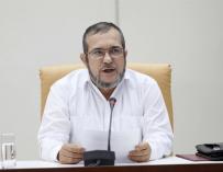 'Timochenko', el líder de las FARC. Imagen: EFE.