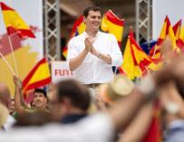 Albert Rivera vuelve a pedir reformar la lay electoral