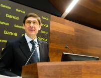 Fotografía Goirigolzarri, Bankia
