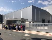 Directivos de General Electric explicarán el miércoles los motivos del cierre de la planta de Vizcaya