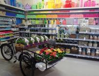 Imagen del interior de una tienda Zôdio.