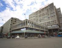 Antiguo edificio de Barclays en la Plaza de Colón, Madrid