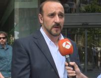 El concejal Elio Cabanes Sanchís.