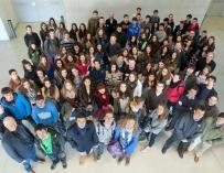 Estudiantes de Bachillerato compiten en la III Olimpiada de Filosofía en la Universidad de Navarra