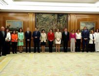 Los ministros de Sánchez