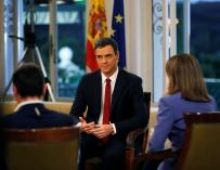 Primera entrevista Pedro Sánchez