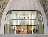 Fotografía tienda de Zara