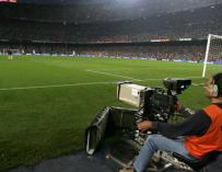 Los derechos del fútbol