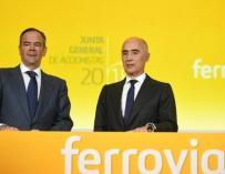 Ferrovial / EFE