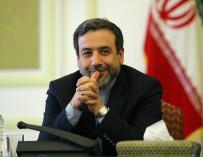 Abbas Araqchi, viceministro de Asuntos Exteriores de Irán (Foto: @araghchi)