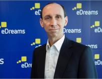 Fotografía del CEO de eDreams