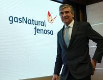 Francisco Reynés, presidente ejecutivo de Gas Natural Fenosa.