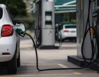 Fotografía gasolina