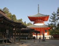 Fotografía templo budista