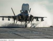 El F-35B que quiere la Armada Española (Foto: Lockheed)