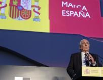 Imagen del Alto Comisionado para la Marca España, Carlos Espinosa de los Monteros.