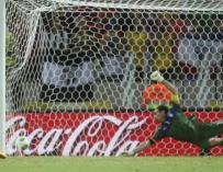 España se metió en la final en los penaltis