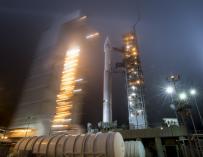 Despega la Misión Insights para llegar al corazón de Marte