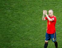 Iniesta y Piqué dicen adiós a la Roja
