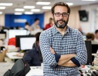El periodista Andrés Gil