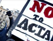 """La CE seguirá buscando vías para proteger el copyright tras el """"no"""" a ACTA"""