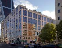 Viviendas de Testa Residencial en la Plaza de Castilla de Madrid