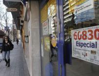 Loterías no financiará al Fondo Autonómico de 2012 por no ser necesario