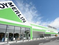 Imagen de una tienda de Leroy Merlin