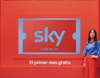 Sky lanza en España su servicio de streaming con canales de pago, series de televisión y películas