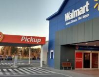 Walmart gestiona sus  súper en Argentina con una filial en España