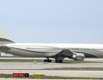 Boeing 767-33A de Abramovich